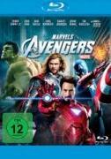 Cover-Bild zu The Avengers von Whedon, Joss (Reg.)