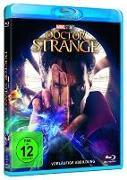Cover-Bild zu Doctor Strange von Derrickson, Scott (Reg.)