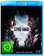 Cover-Bild zu The First Avenger - Civil War von Russo, Anthony (Reg.)