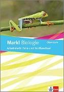 Cover-Bild zu Markl Biologie Oberstufe. Arbeitsheft Zelle und Stoffwechsel Klassen 10-12 (G8), Klassen 11-13 (G9)