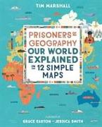 Cover-Bild zu Prisoners of Geography von Marshall, Tim