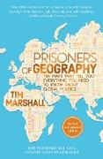 Cover-Bild zu Prisoners of Geography (eBook) von Marshall, Tim