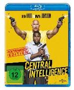 Cover-Bild zu Central Intelligence - Extended Edition von Jason Bateman (Schausp.)