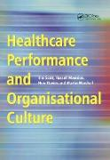 Cover-Bild zu Healthcare Performance and Organisational Culture (eBook) von Scott, Tim