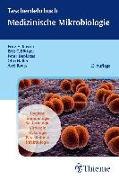 Cover-Bild zu Taschenlehrbuch Medizinische Mikrobiologie von Kayser, Fritz H.