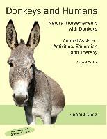 Cover-Bild zu Donkeys and Humans von Klotz, Anahid