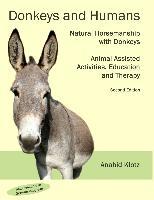 Cover-Bild zu Donkeys and Humans (eBook) von Klotz, Anahid