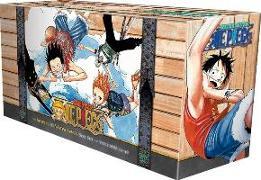 Cover-Bild zu Tite Kubo: One Piece Box Set Volume 2