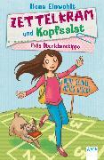Cover-Bild zu Felis Überlebenstipps (1). Zettelkram und Kopfsalat (eBook) von Einwohlt, Ilona
