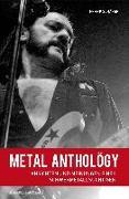 Cover-Bild zu Metal Antholögy (eBook) von Schäfer, Frank