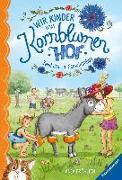 Cover-Bild zu Wir Kinder vom Kornblumenhof, Band 2: Zwei Esel im Schwimmbad von Fröhlich, Anja