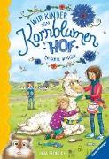 Cover-Bild zu Wir Kinder vom Kornblumenhof, Band 6: Ein Lama im Glück (eBook) von Fröhlich, Anja