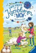 Cover-Bild zu Wir Kinder vom Kornblumenhof, Band 6: Ein Lama im Glück von Fröhlich, Anja
