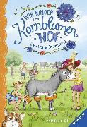 Cover-Bild zu Wir Kinder vom Kornblumenhof, Band 2: Zwei Esel im Schwimmbad (eBook) von Froehlich, Anja