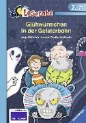 Cover-Bild zu Glühwürmchen in der Geisterbahn von Froehlich, Anja