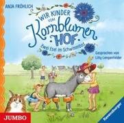 Cover-Bild zu Wir Kinder vom Kornblumenhof 2. Zwei Esel im Schwimmbad von Fröhlich, Anja