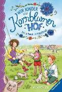Cover-Bild zu Wir Kinder vom Kornblumenhof, Band 1: Ein Schwein im Baumhaus von Fröhlich, Anja