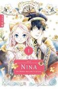 Cover-Bild zu Rikachi: Nina - Die Sterne sind dein Schicksal 01