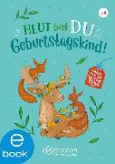 Cover-Bild zu Mein kleines Vorleseglück. Heut bist du Geburtstagskind! (eBook) von Dierks, Hannelore