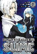 Cover-Bild zu Fuse: That Time I Got Reincarnated as a Slime 17