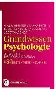 Cover-Bild zu Grundwissen Psychologie von Kießling, Klaus