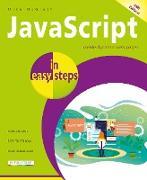 Cover-Bild zu JavaScript in easy steps, 6th edition (eBook) von Mcgrath, Mike
