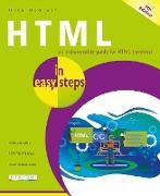 Cover-Bild zu HTML in easy steps, 9th edition (eBook) von Mcgrath, Mike