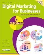 Cover-Bild zu Digital Marketing for Businesses in easy steps (eBook) von Smith, Jon