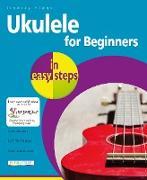 Cover-Bild zu Ukulele for Beginners in easy steps (eBook) von Higgs, Lindsay