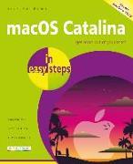 Cover-Bild zu macOS Catalina in easy steps von Vandome, Nick