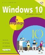 Cover-Bild zu Windows 10 in easy steps, 5th edition (eBook) von Vandome, Nick