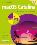 Cover-Bild zu macOS Catalina in easy steps (eBook) von Vandome, Nick