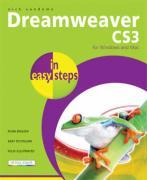 Cover-Bild zu Dreamweaver CS3 in Easy Steps von Vandome, Nick