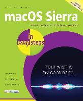 Cover-Bild zu Macos Sierra in Easy Steps von Vandome, Nick