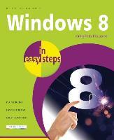Cover-Bild zu WINDOWS 8 IN EASY STEPS von Vandome, Nick