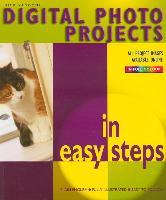 Cover-Bild zu Digital Photo Projects in Easy Steps von Vandome, Nick
