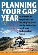 Cover-Bild zu Planning Your Gap Year (eBook) von Vandome, Nick