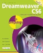 Cover-Bild zu Dreamweaver CS6 in Easy Steps von Vandome, Nick