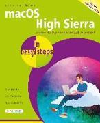 Cover-Bild zu MACOS HIGH SIERRA IN EASY STEPS von VANDOME, NICK