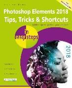 Cover-Bild zu Photoshop Elements 2018 Tips, Tricks & Shortcuts in Easy Steps von Vandome, Nick