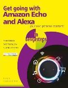 Cover-Bild zu Get going with Amazon Echo and Alexa in easy steps von Vandome, Nick