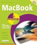Cover-Bild zu Macbook in Easy Steps: Covers OS X Yosemite (10.10) von Vandome, Nick