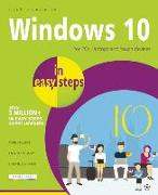 Cover-Bild zu Windows 10 in Easy Steps: For PCs, Laptops and Touch Devices von Vandome, Nick