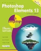 Cover-Bild zu Photoshop Elements 13 in Easy Steps von Vandome, Nick