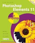 Cover-Bild zu Photoshop Elements 11 in Easy Steps von Vandome, Nick