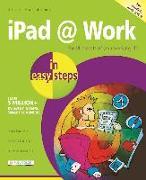 Cover-Bild zu iPad at Work in Easy Steps von Vandome, Nick
