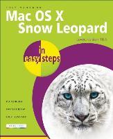 Cover-Bild zu Mac OS X Snow Leopard in Easy Steps von Vandome, Nick