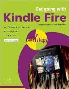Cover-Bild zu Get Going with Kindle Fire in Easy Steps von Vandome, Nick