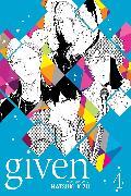 Cover-Bild zu Kizu, Natsuki: Given, Vol. 4