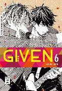 Cover-Bild zu Kizu, Natsuki: Given 06